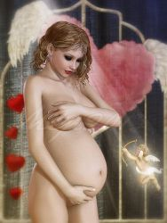 Pregnant by lolotte10