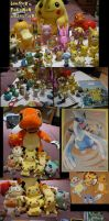 -My Pokemon Collection- by Squishy-Mew
