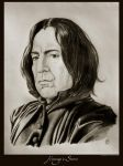 Hommage a Severus by Ellygator