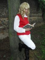 Lia and the psalms' book by Liliane197