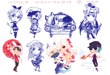 LT Commissions by nuyt