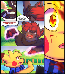 Aezae's Tales Chapter 3 Page 85 by Xael-The-Artist