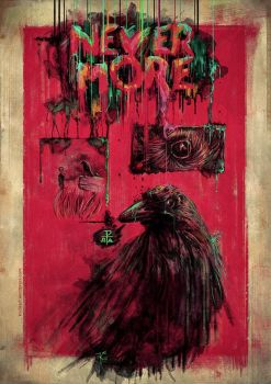 Nevermore by F-Kroll