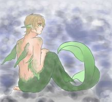 Britannia Merman by TheBritishCanary
