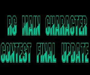 RG Main character contest: Final day to enter! by narath32x