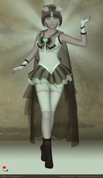 Sailor Jupiter Frost by SailorXv3