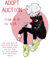 Cool Adopt Auction [CLOSED] by kommunistisk