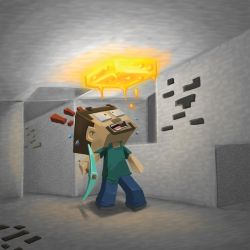 Minecraft Calendar Contest - A Hot Situation! by wtfisalinh