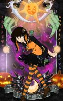 Halloween Town by YummingDoe4