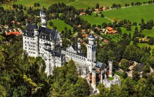 Castle Neuschwanstein IV by pingallery