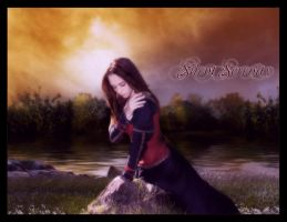 Silent Serenity by AshlieNelson