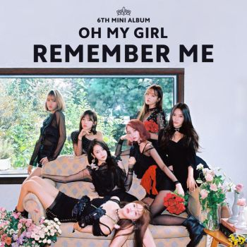 OH MY GIRL REMEMBER ME / 6TH MINI ALBUM cover by LEAlbum