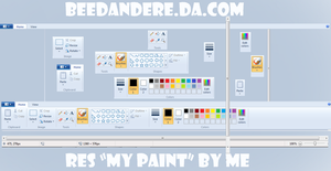 Share Res My Paint By Me by BN-BeeDA