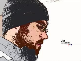 Abstract Self Portrait by J2Analog