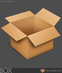 Box icon by Shek0101