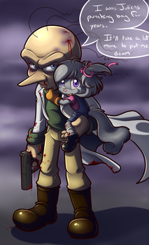 I'll Fight For Whats Mine by KissTheThunder