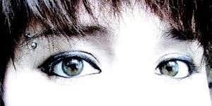 eyes by pflaume