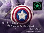 ** GIVEAWAY ** Who's Side Are You On? - Shield by KrystlesStudio