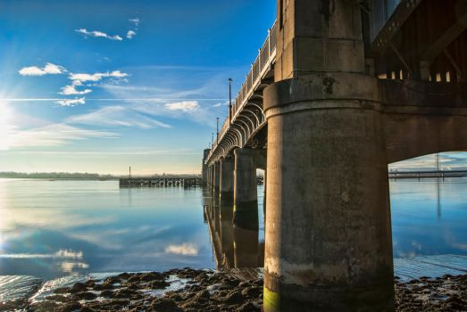 Kincardine Bridge passages by themighty