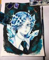 HnK Commission by HiragaHikaru