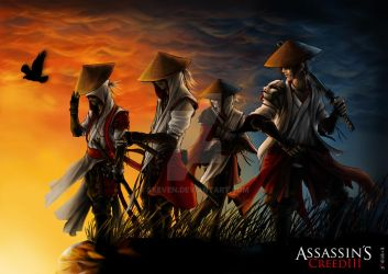 Assassin's Creed III concept by sXeven