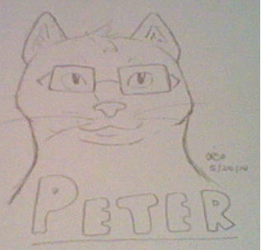 G - Peter For Scones by ClaytonDog
