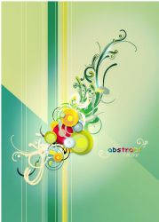 Abstract Colors by Tamilia