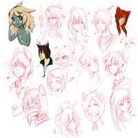 I bought to many adoptables by Silent-Songs