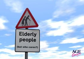 Elderly People -but who cares? by peterpson