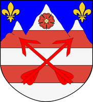Coat of arms of an Eastern Slovak city by hosmich