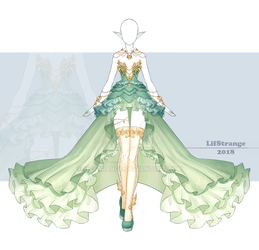 [Close] Adoptable Outfit Auction 230 by LifStrange