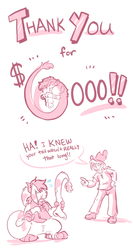 $6000 reached! by raizy