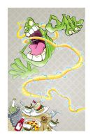 3G Ghostbusters Piece by mattcandraw