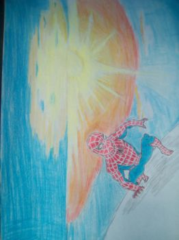 the spectacular Spider-Man by TherealLevelZ