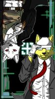 Commander and Detective by COMMANDER--WOLFE
