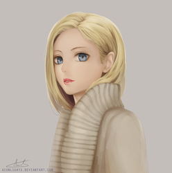Casual by aionlights