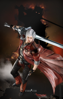 Super Dante by DemonLeon3D