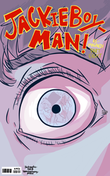 Jackieboy Man! Issue 8 cover by superloveharrypotter