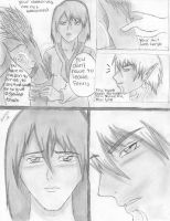 Fenris and Siana Hawke by demongal109