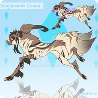 Daiyamondo adopt - closed
