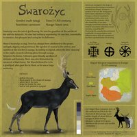 Swarozyc :: ref sheet by K-Kemp