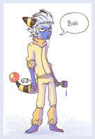 will Dressing up as pokemon