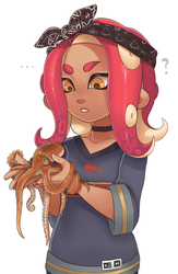 octo??? by catseatingwatermelon
