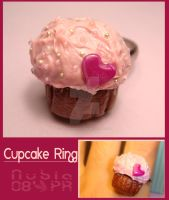 Cupcake ring by colourful-blossom