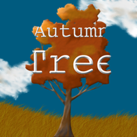Autumn Tree by Swiftstar01