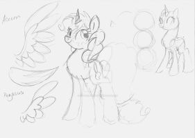 How 2 Draw a Pony by PitterPaint