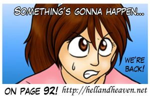 Hell and Heaven - prev 92 NEW! We're back! by Raygirl13