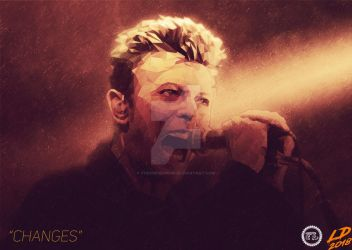 Changes - A Tribute to David Bowie Part II by thepseudokiwi