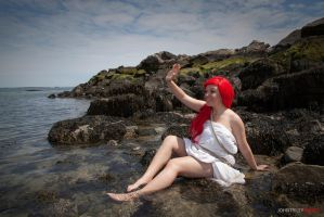 Princess Ariel Cosplay - Ahoy! by SparrowsSongCosplay