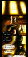 Sunsets in Gold (Undertale Comic) by Tyl95